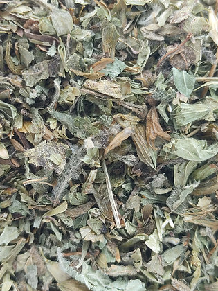 Organic Lemon Balm Leaf cut/sifted