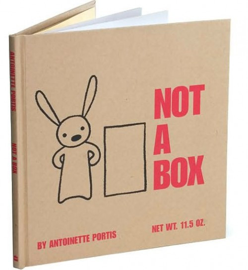 Image of Not A Box Cover Art