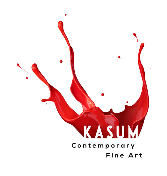 Kasum Contemporary Fine Art & Art Services Logo