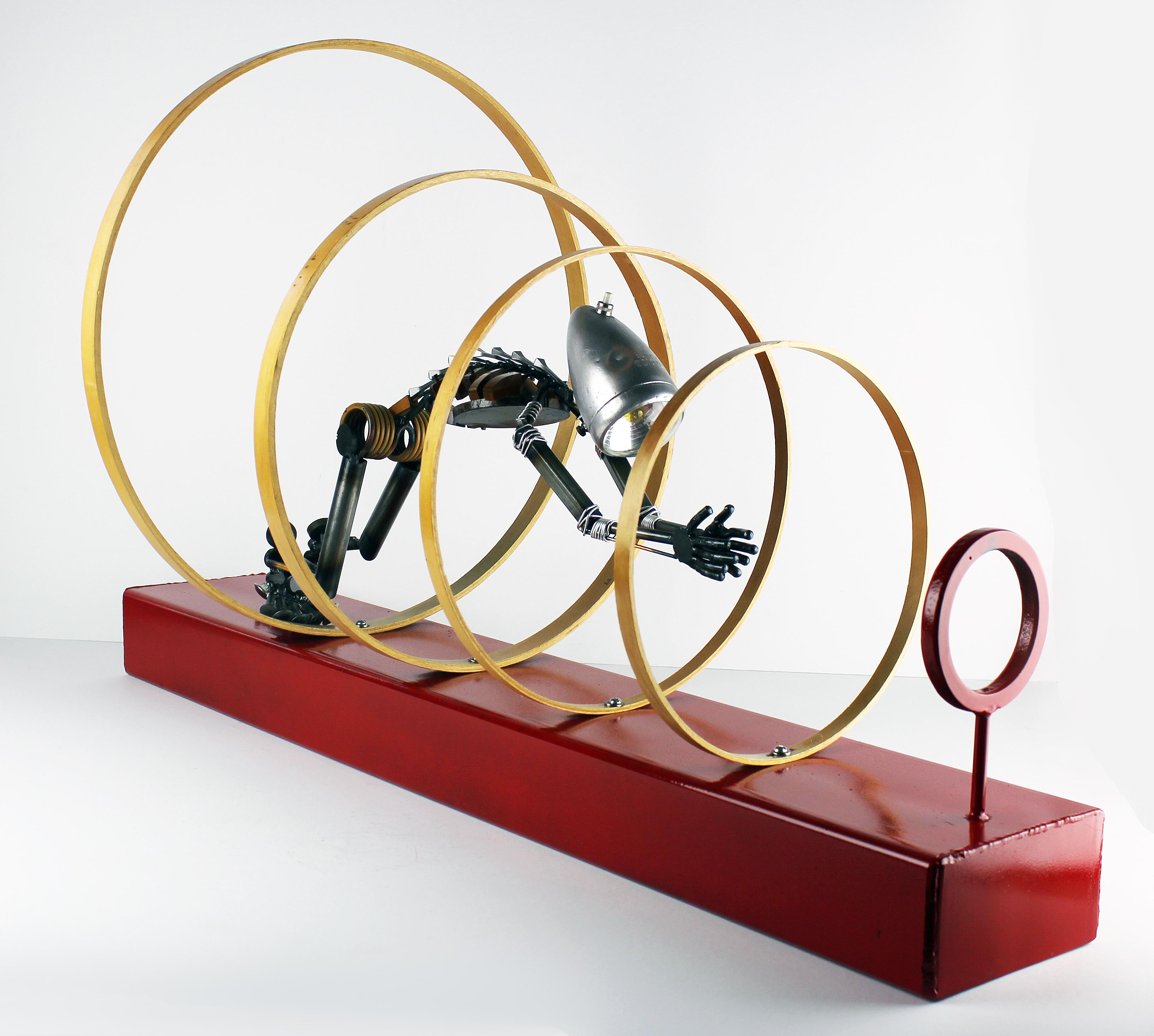 Brett McDanel Sculpture