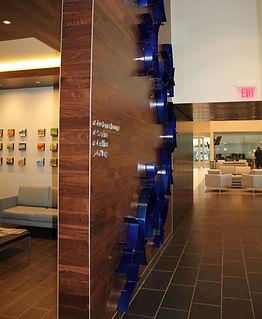 Commercial Art Design Installation