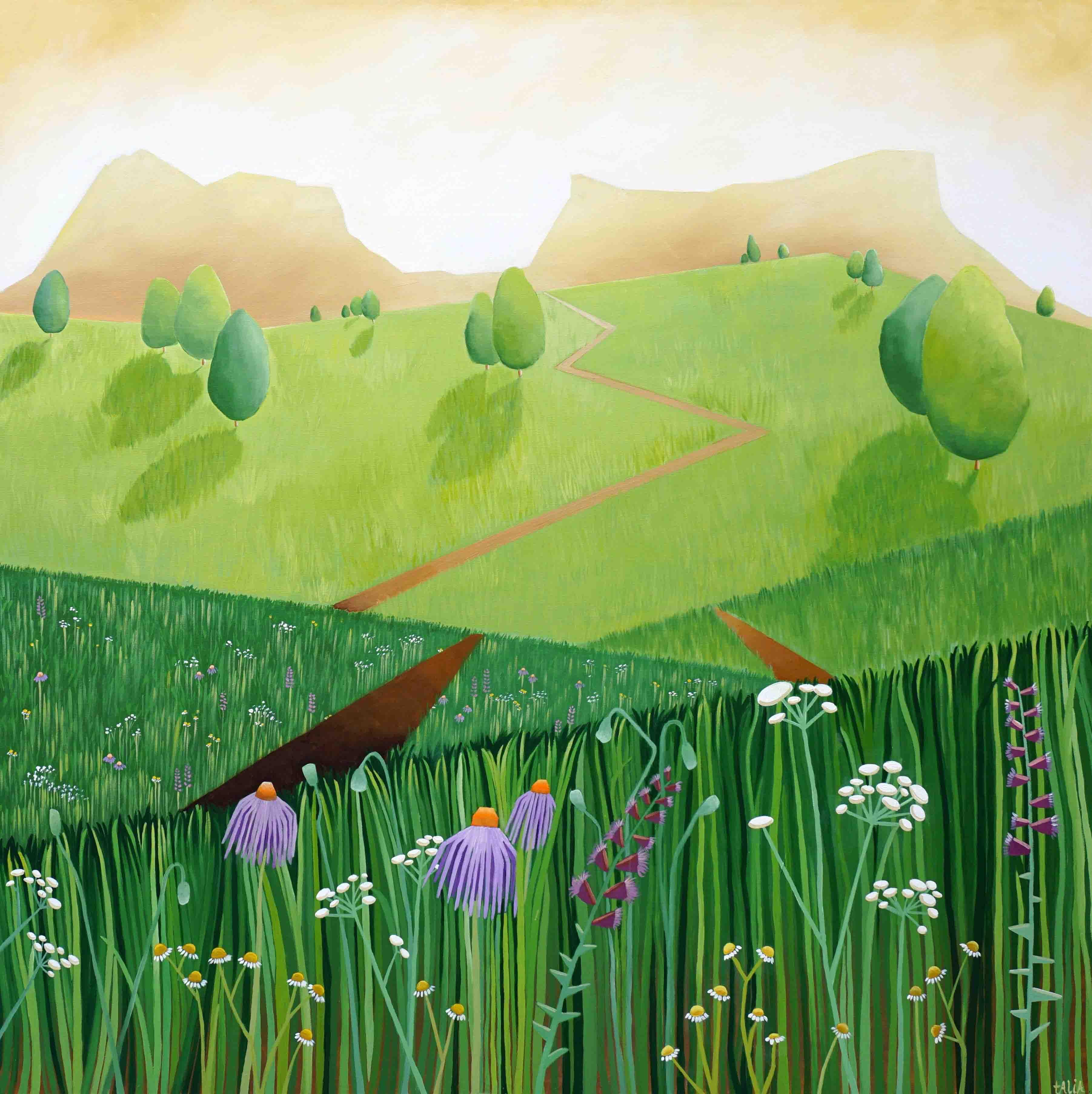 Talia Swartz Parsell Acrylic Canvas