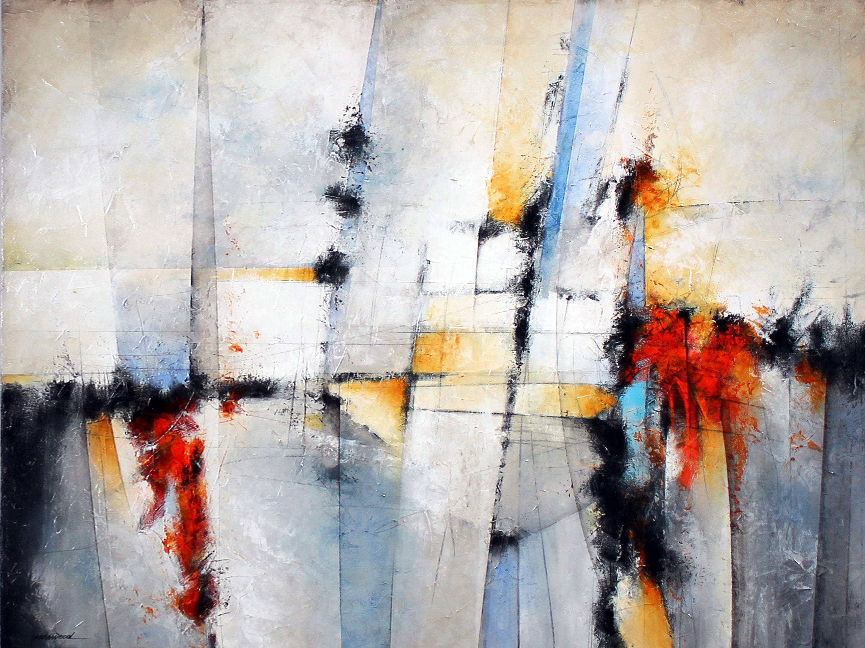 Mark Yearwood Acrylic on Canvas