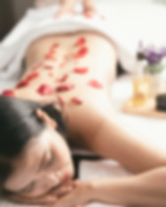 Great massage help recharge body energy for the journey ahead