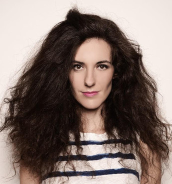 Week 23 | Artist 23 of Created to Create 2017 | Laura Guillén, Voiceover/Radio Presenter