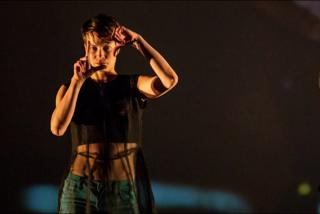 Week 44 | Artist 44: Created to Create 2016 | Sarah Baumert, Contemporary Dancer, Yoga & Somatics
