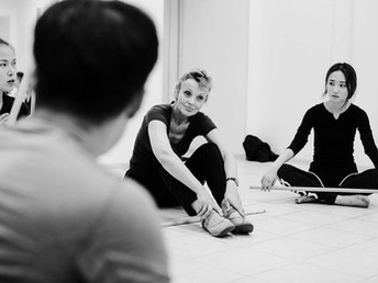 Week 48   Artist 48: Created to Create 2016 Elena Kuzina, Director/Teacher/Artistic Director of MCS