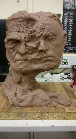 Monster Charity Project 2017 Sculpt