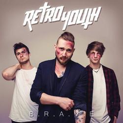 Retro Youth Debut Album Cover