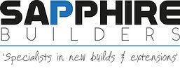 Sapphire Builders - Main logo