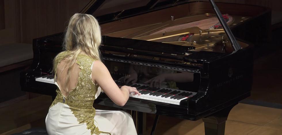 Prokofiev – Precipitato from Sonata No. 7