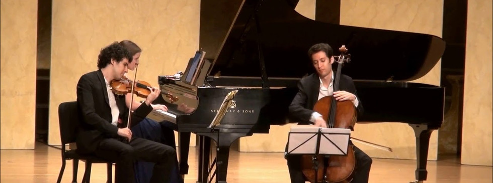 Gilad Cohen: Pounce (from Around the Cauldron)