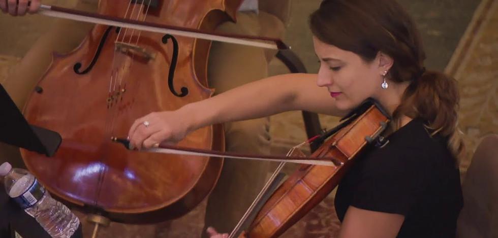 Dover Quartet Concert