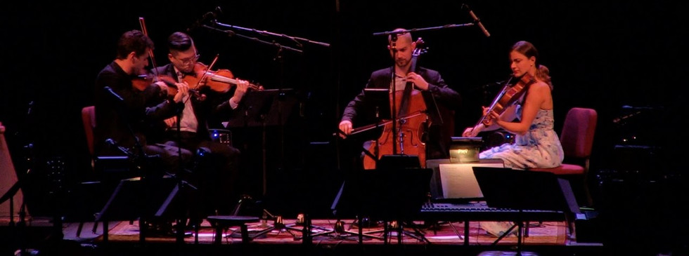 Adagio for Strings - The Dover Quartet - 11/12/2016