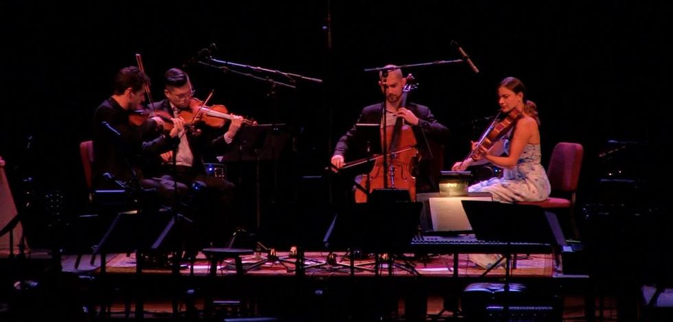 Adagio for Strings - The Dover Quartet - 11/12/2016
