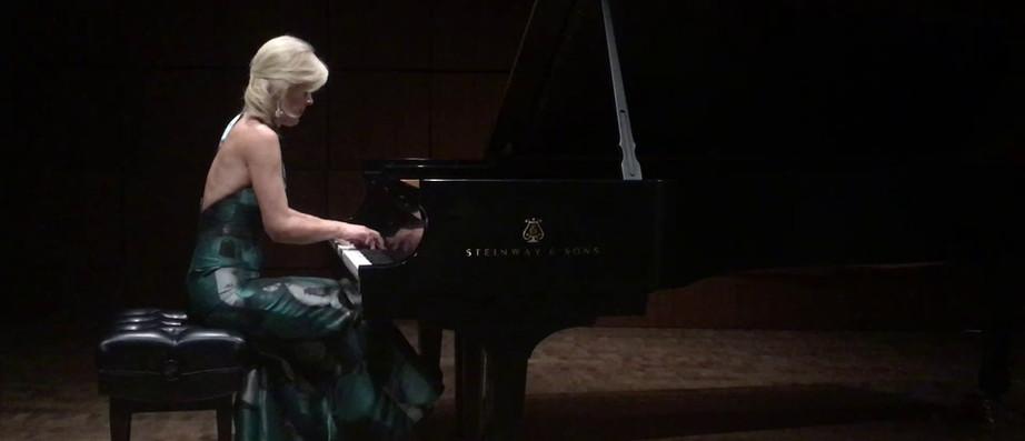 Olga Kern - Rachmaninoff Prelude Op. 3, No. 2 in C-sharp minor