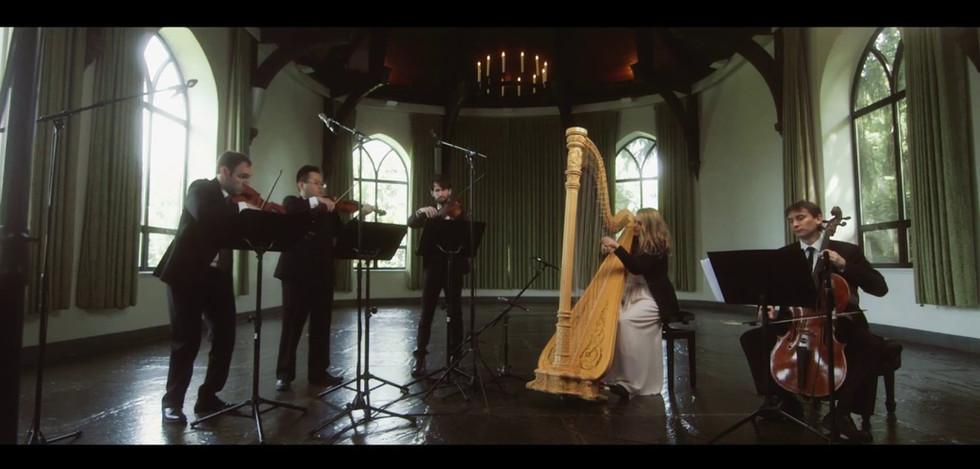 Bridget Kibbey and the Sebastians, FULL Harpsichord Concerto in F Minor, BWV 1056