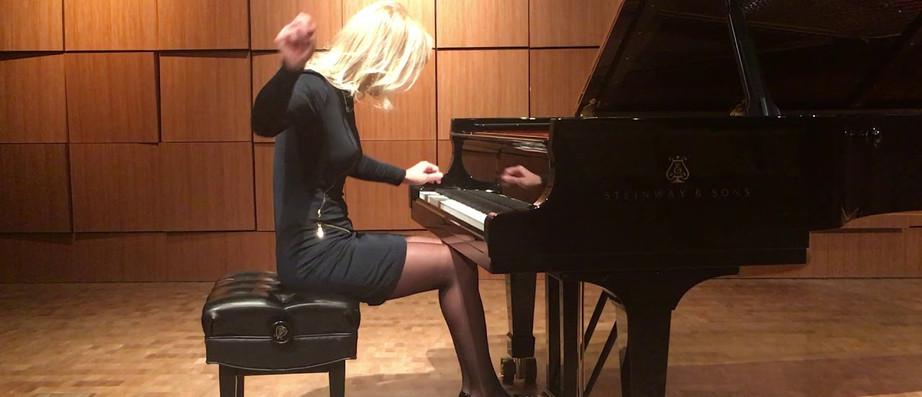 Olga Kern - Debussy's Feux d'artifice