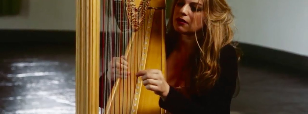 Bridget Kibbey Plays Toccata and Fugue in D Minor, BWV 565 by J.S. Bach