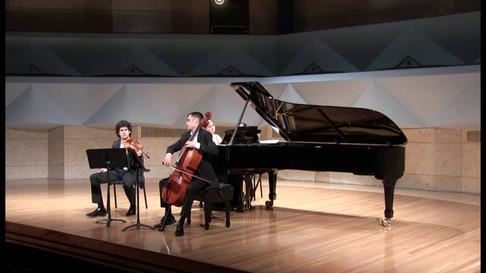 Lysander Trio plays Castelnuovo-Tedesco