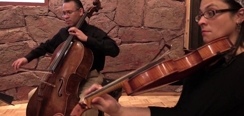 Dalí Quartet, Quartettsatz in c minor