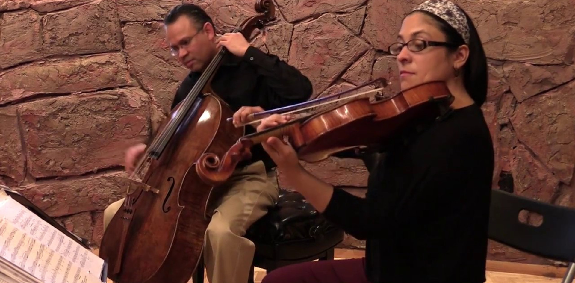 Dalí Quartet performs Wapango by Paquito D'Rivera