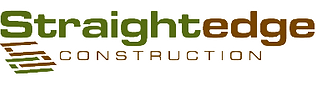 Straightedge Construction Logo, Missoula, Montana