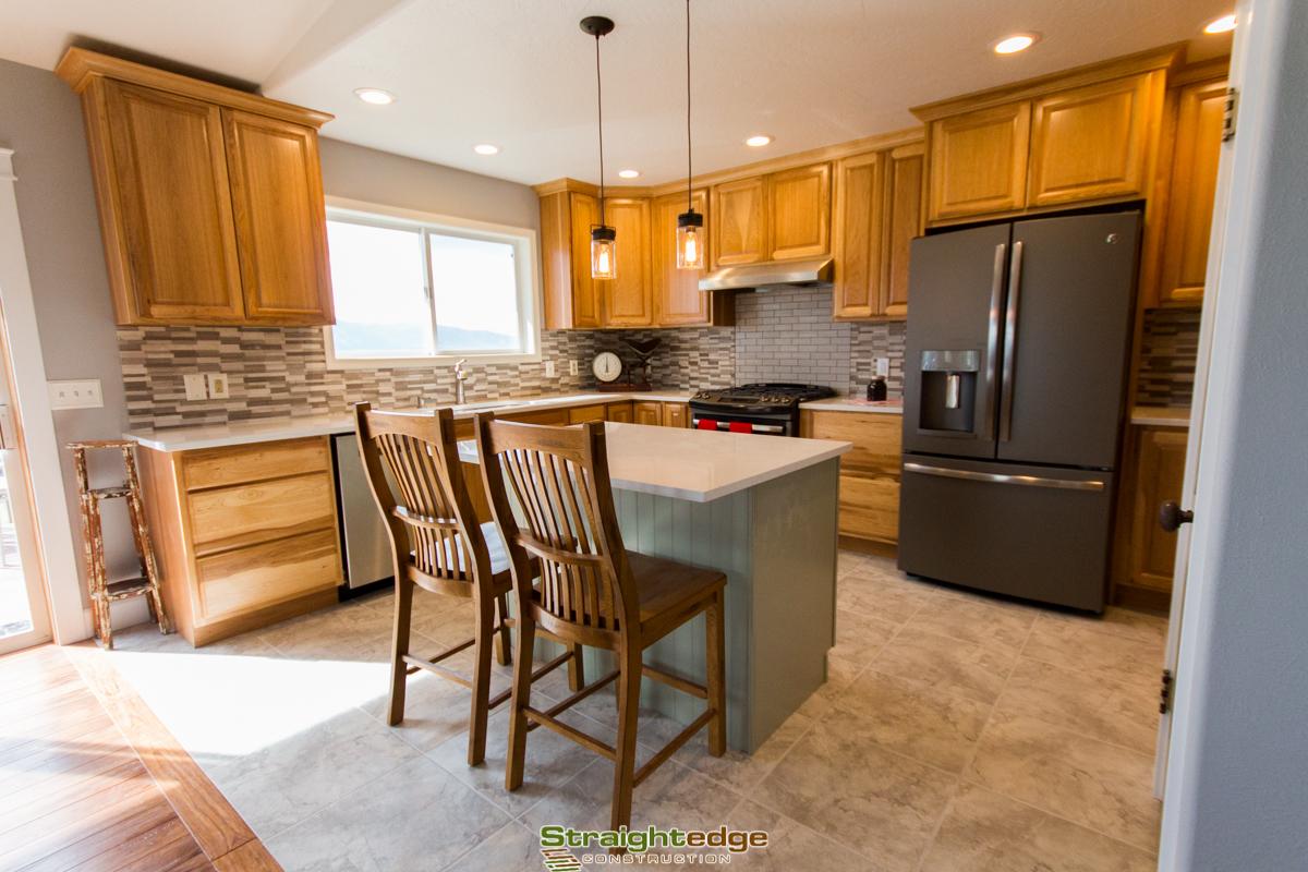 Straightedge Kitchen Remodel