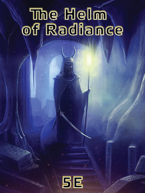 The Helm of Radiance - Adventure for 5E [PDF]