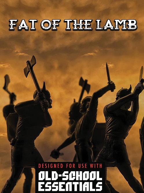 Fat of the Lamb - Adventure for Old-School Essentials [PDF]