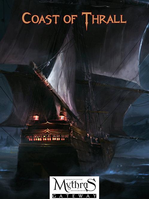 Coast of Thrall - Adventure for Mythras [PDF]