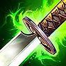 Stone Cutting Sword