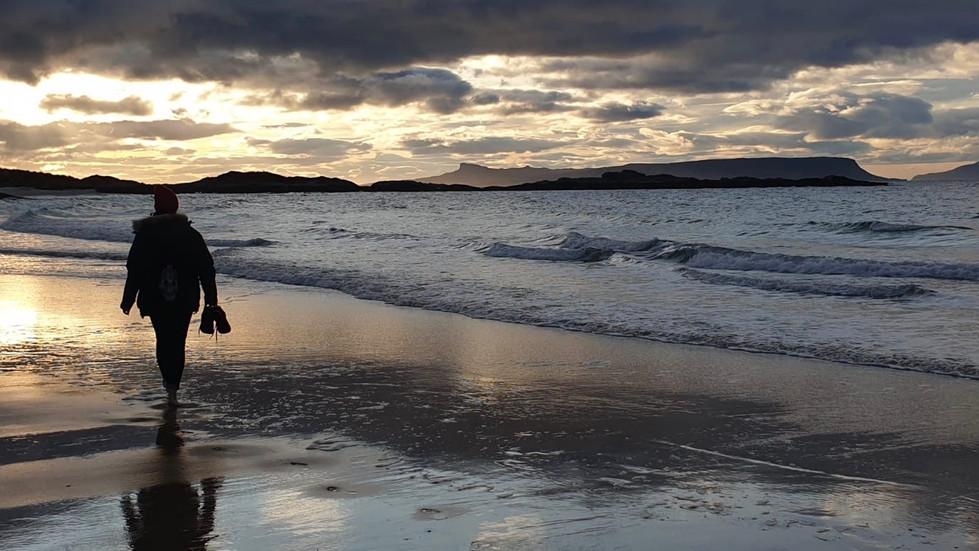 Local heroine beach