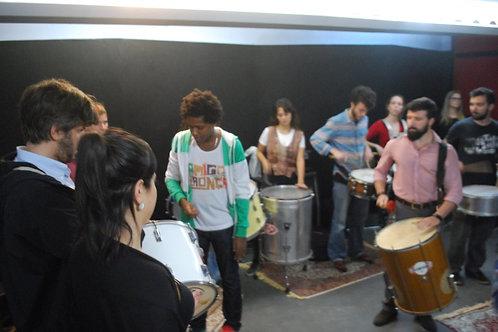 Oficina de Percussão