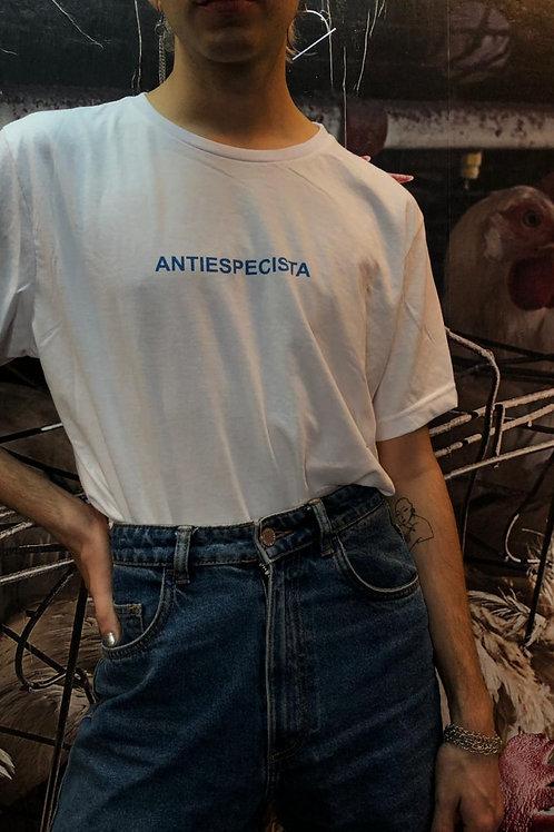 Remera Antiespecista