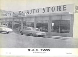 Woody White S Broadway