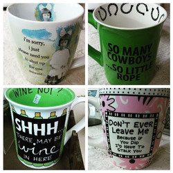 Mugs to Bring a Smile