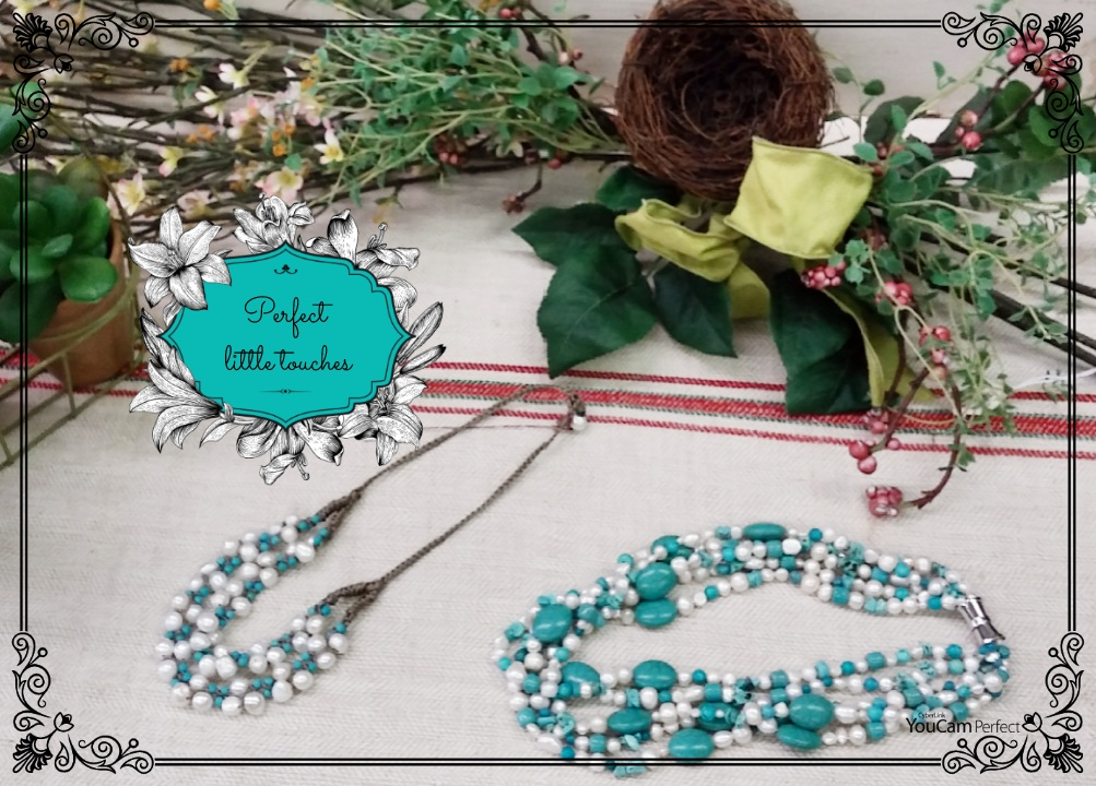 Turqouise necklaces