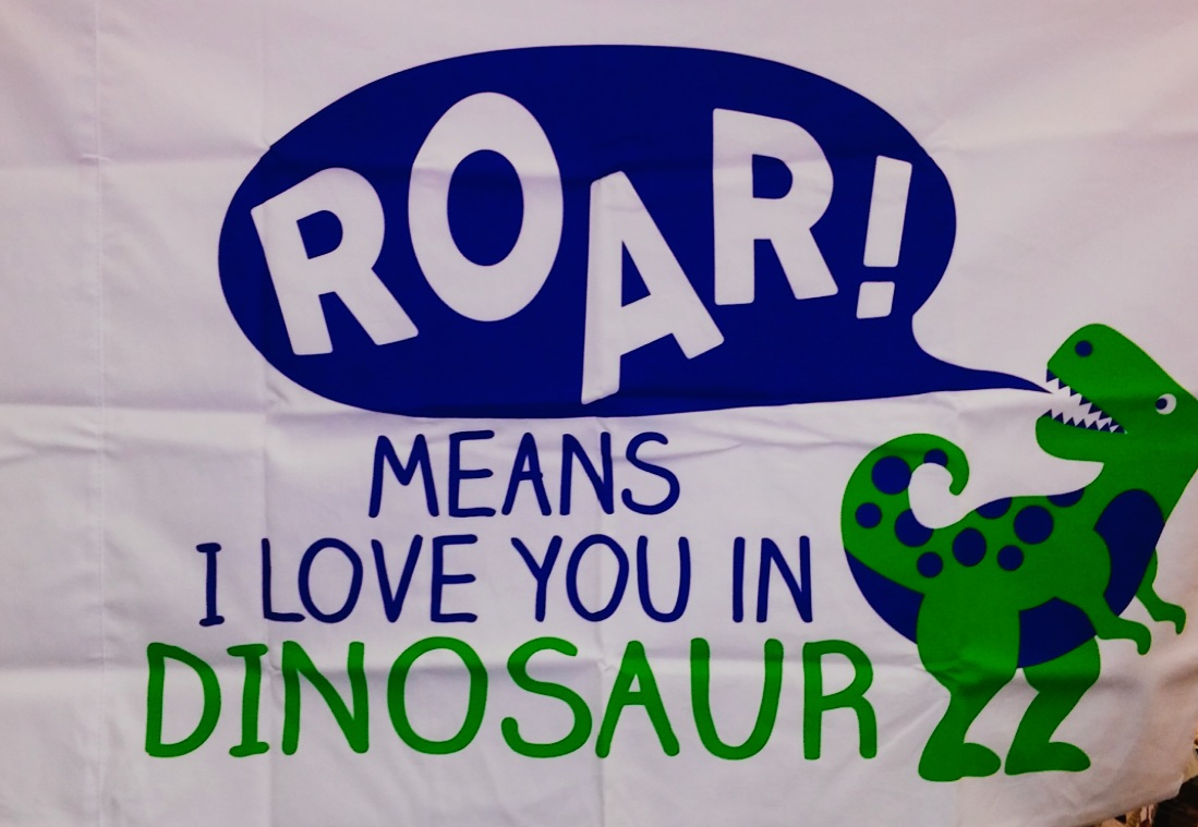 Dinosaur Pillowcases