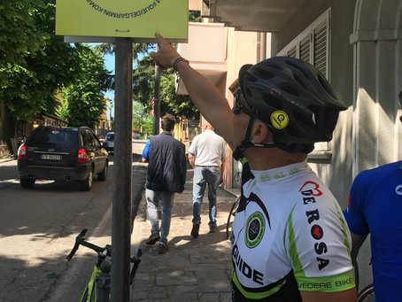 Bikepointsos: Supporting the independent cycling experience