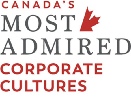 Travel Alberta Recognized for their Corporate Culture