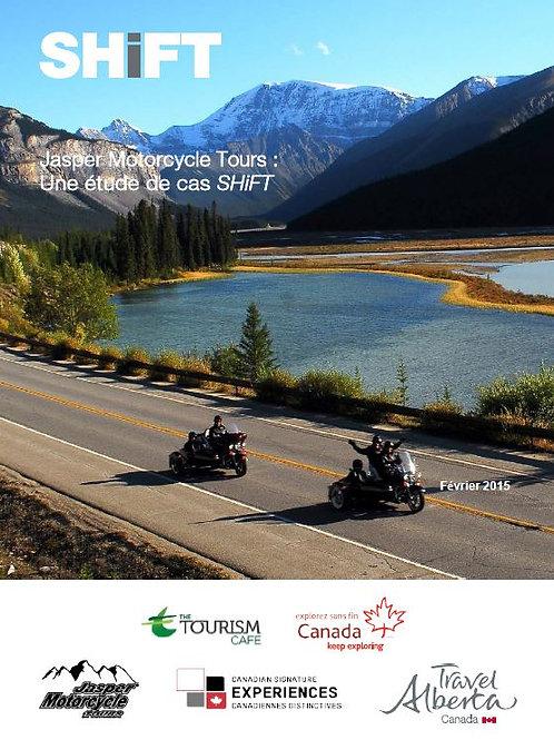 Jasper Motorcycle Tours: Une etude de cas SHiFT