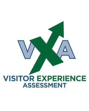 visitor experience assessment graphic