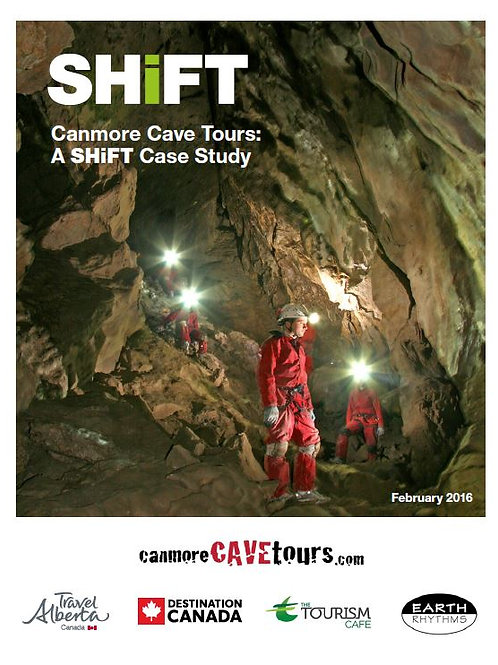 Canmore Cave Tours: a SHiFT Case Study