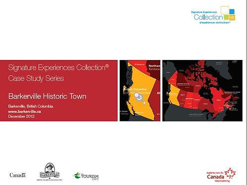 Barkerville Historic Town