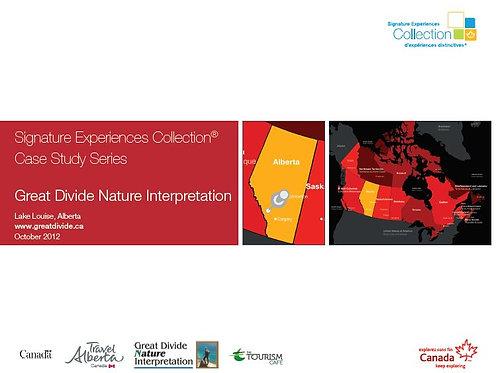 Great Divide Nature Interpretation
