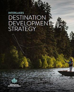cover image for destination development strategy document