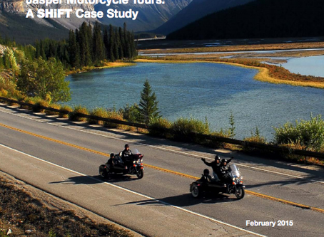 New Case Study: Jasper Motorcycle Tours