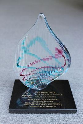 Designing Curricula Award