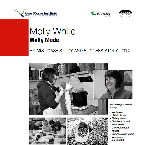 Edge 31 - Molly White Molly Made - A GMIST Case Study and Success Story 2014